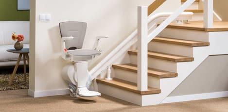 Der Treppenlift als technisches Hilfsmittel für Senioren