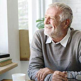 Hilfmittel für das Wohnen von Senioren