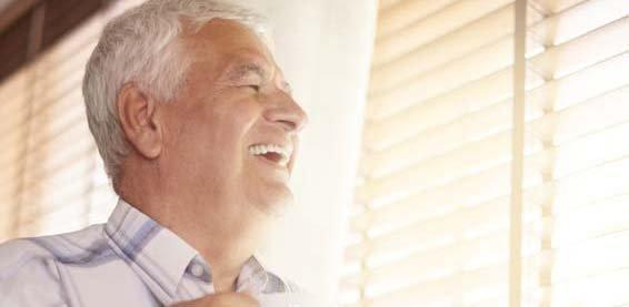 Hilfsmittel zum Wohnen im Alter: Rolladensteuerung
