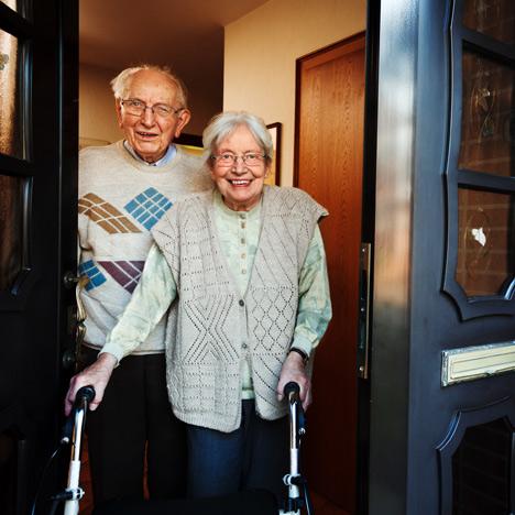 Förderung Hilfsmittel für Senioren