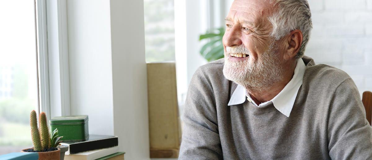 Hilfsmittel zum Wohnen im Alter