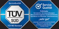 TÜV-Service Siegel